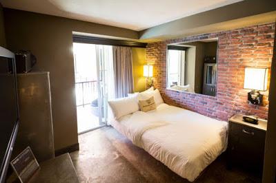 stanza 322 - Zaza Hotel di Houston