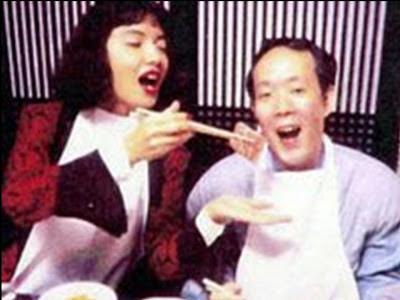 Issei Sagawa in un programma televisivo