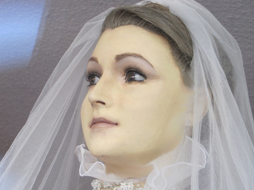 La Pascualita, mannequin or corpse? - Emadion