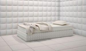 asylum-bed