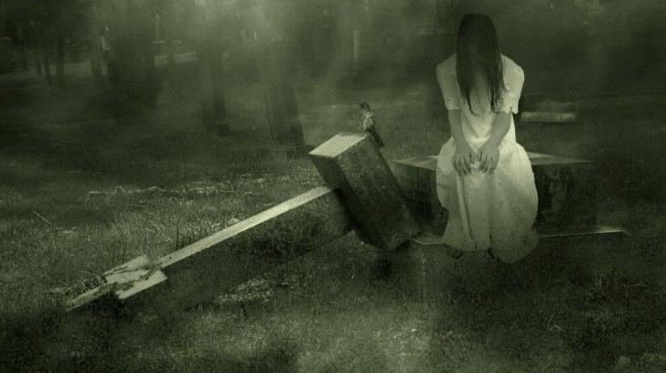 fantasma di Villa Clara