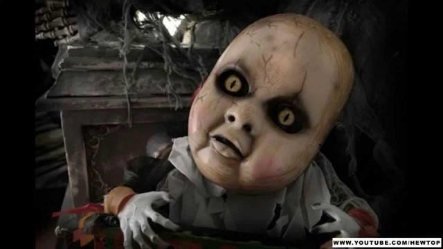 pediophobia fear of dolls