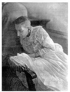 Blanche Monnier in ospedale
