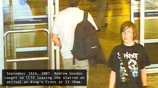 Andrew Gosden