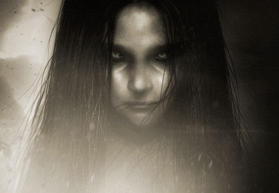bambina fantasma di Gorman