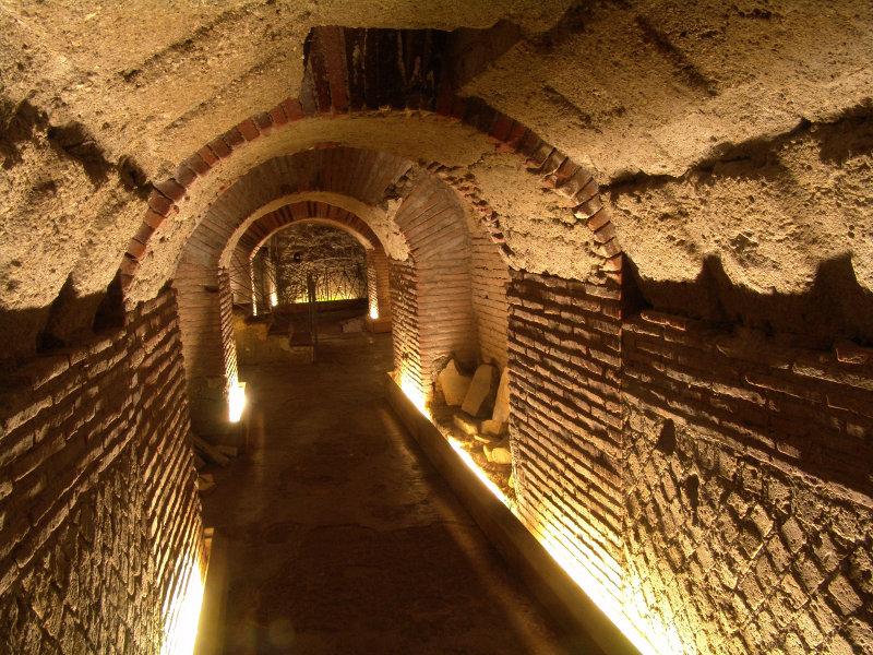 napoli sotterranea Napoli misteriosa