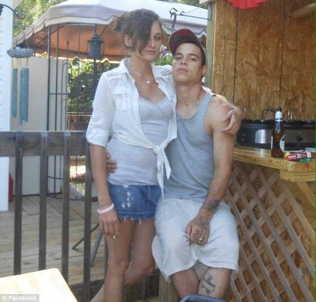 Kala Brown e il suo ragazzo