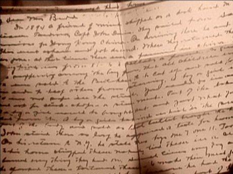 Lettera di Albert Fish