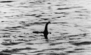 Mostro di Loch Ness - la foto del chirurgo