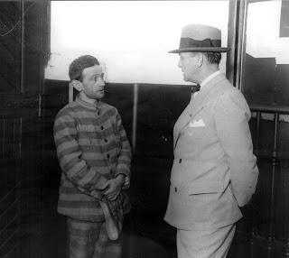 Cayetano Santos Godino nel carcere di Ushuaia