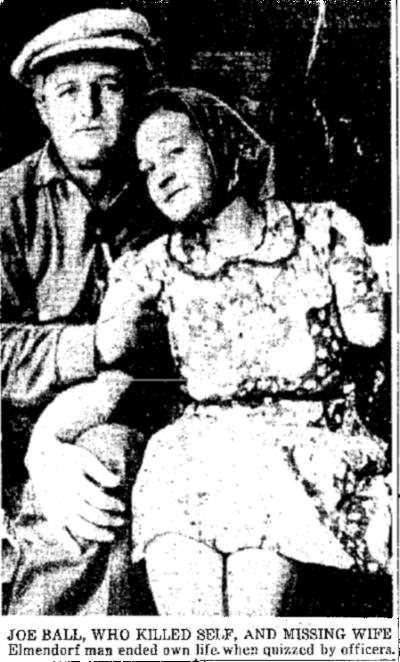 Joe Ball e una delle mogli