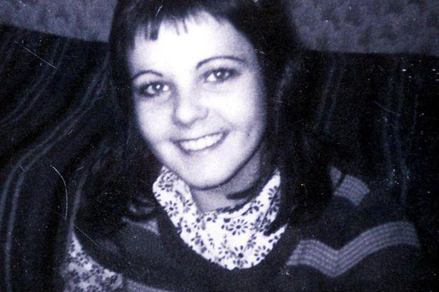 Caroline Roberts pictured in 1972