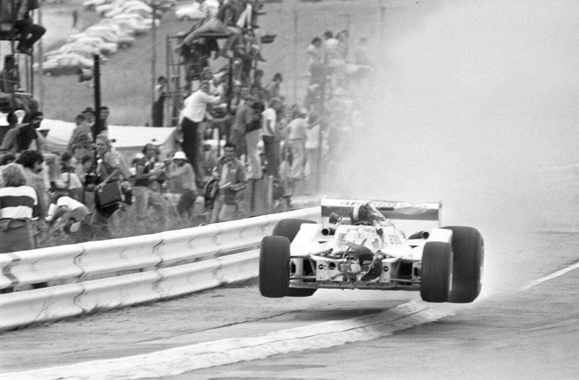 Tom Pryce Fatal accident South African GP, Kyalami, 5 March 1977