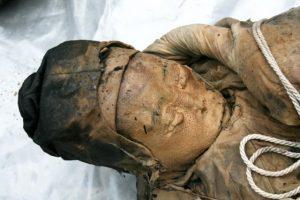 wet mummy