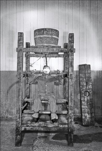 tortura cinese, tortura della goccia