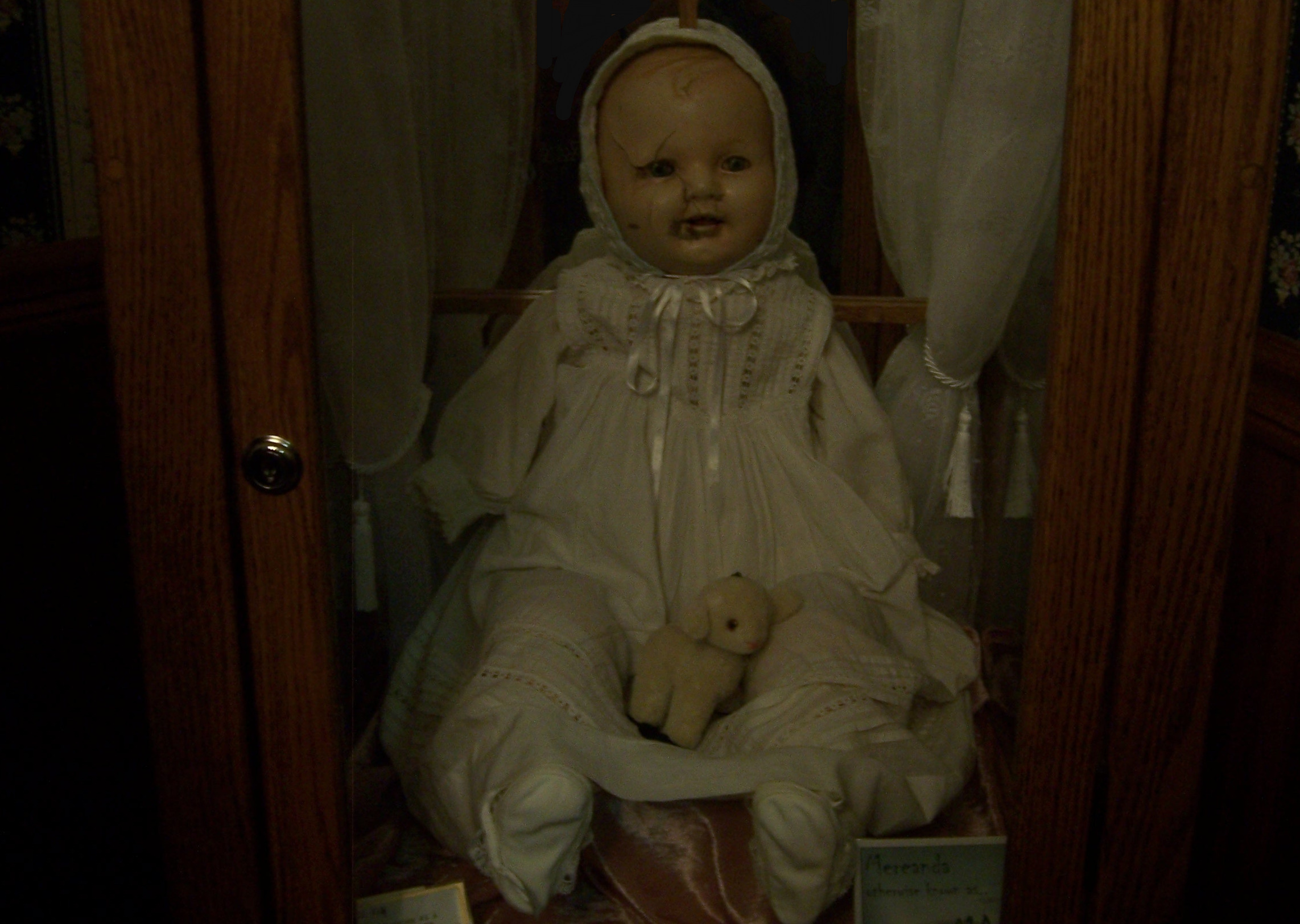 Cursed Mandy the doll