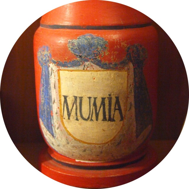 mummia come medicina