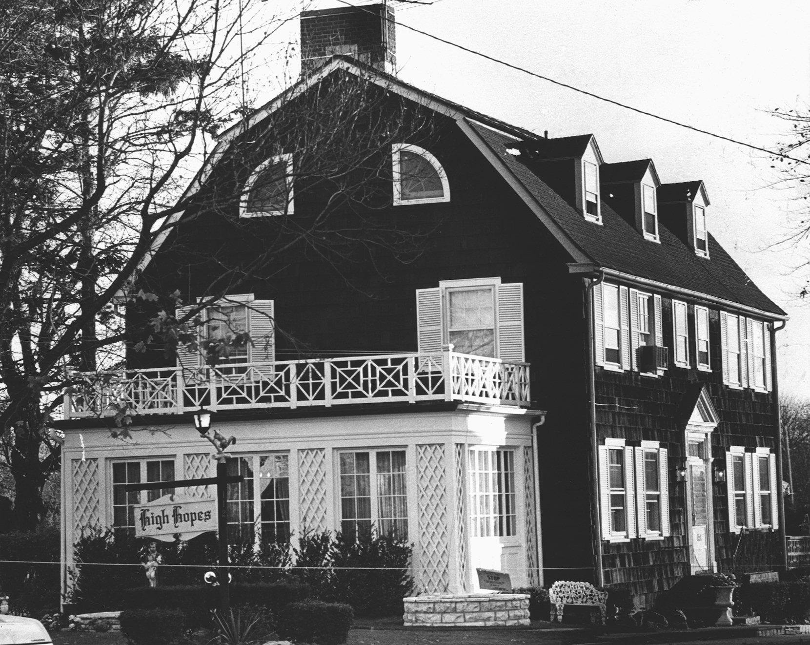 amityville horror thesis