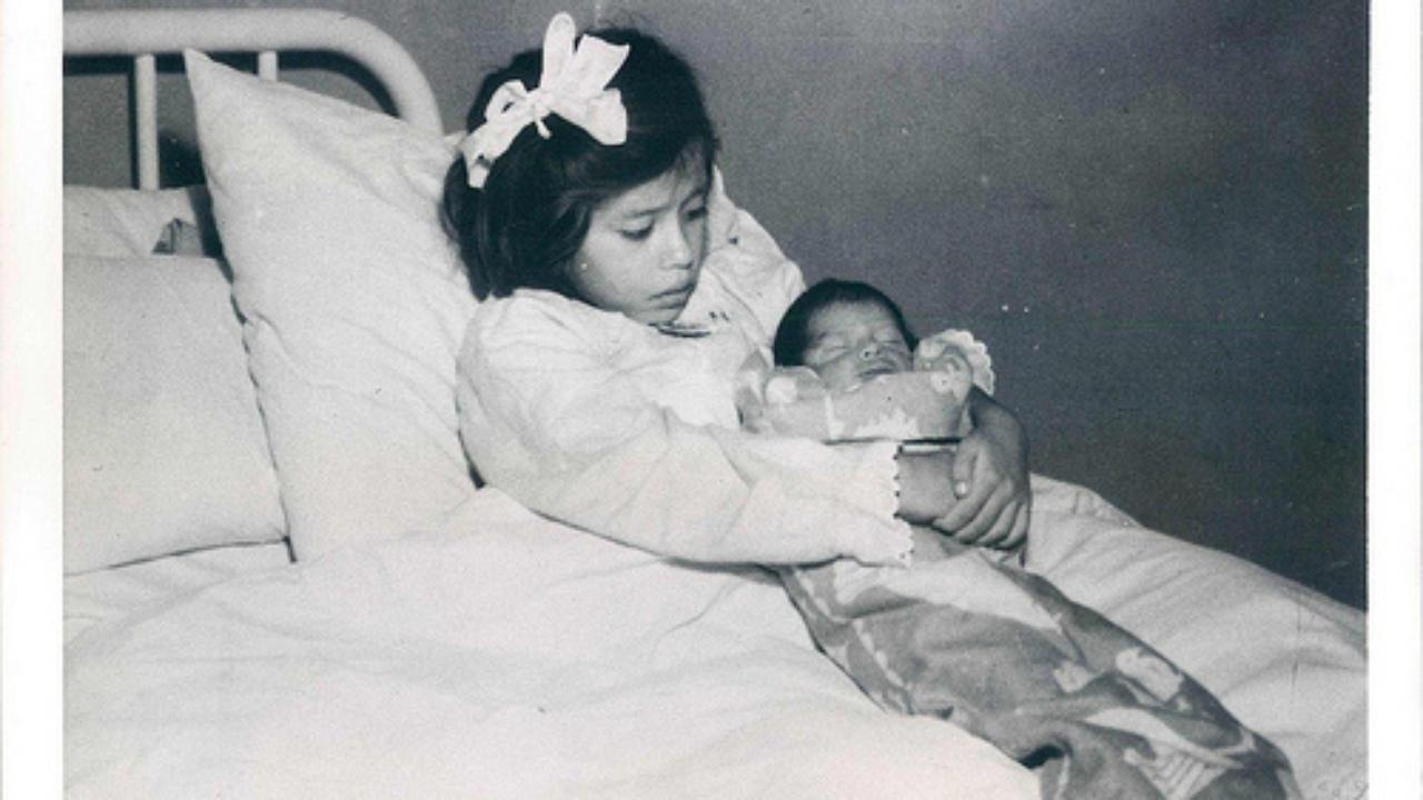 Lina Medina after birth