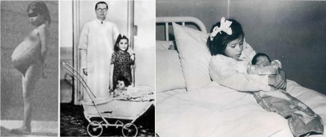 Lina Medina 5 Years Old The Youngest Mother In The World Emadion