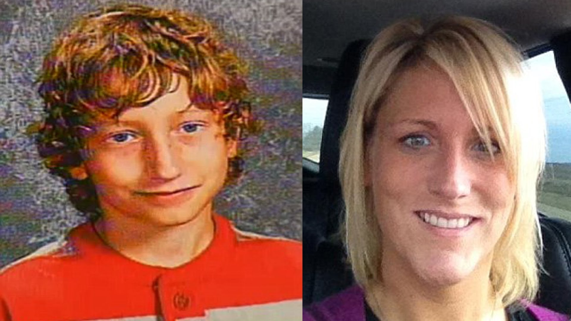 Noah Crooks: at 13 he tries to rape his mother and then