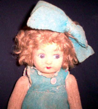 bambola pupa